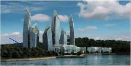 Reflections at Keppel Bay(吉宝湾映水苑)