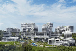 The Interlace(翠城新景)
